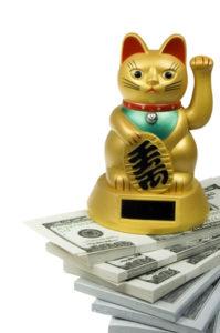 Фен-Шуй кошка
