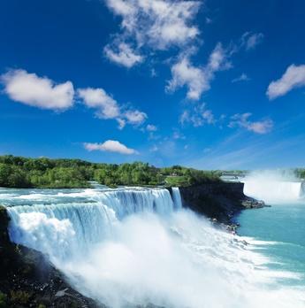 Фен-шуй водопад