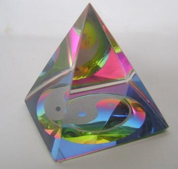 фен-шуй пирамида