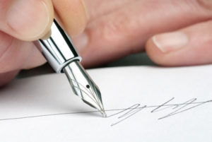 Фен-Шуй подпись